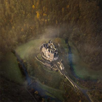 Eltz Castle,Weirschem